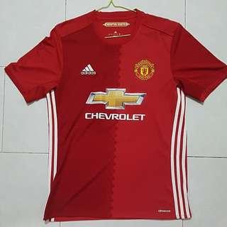 Manchester United Home 16/17 Jersey w IBRAHIMOVIC 9 Nameset