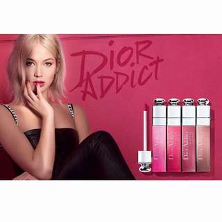 PROMO! Dior Lip Tattoo Original 💯