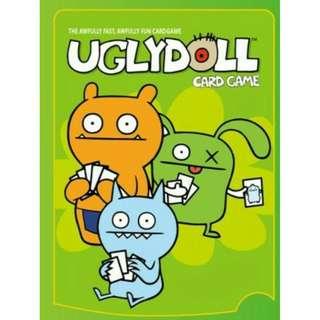 《桌遊人生》醜娃娃 UGLYDOLL 爆款桌遊(桌遊 益智遊戲 派對遊戲 聚會 玩具)