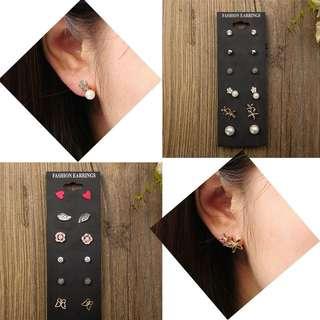1 Set Anting / Earrings