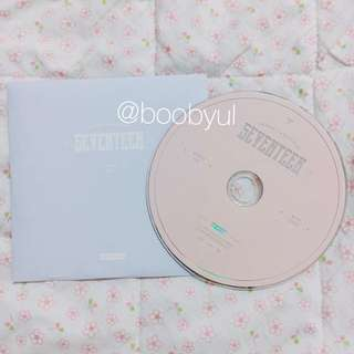 [READY STOCK] SEVENTEEN 2018 SEASON GREETING MAKING DVD