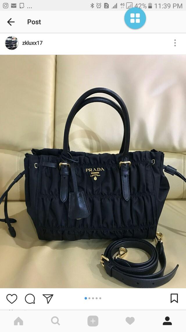 1BA101 Prada bag