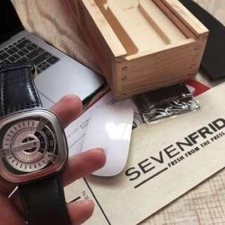 Sevenfriday M1-01 Limited edition