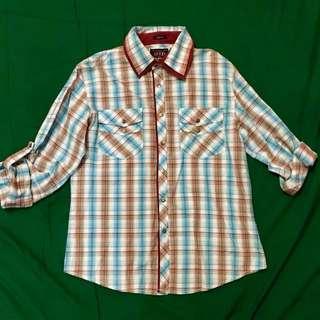 RRJ Checkered Long Sleeves