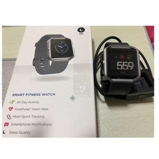 Pre-loved Fitness Watch - Fitbit Blaze (Large) Black