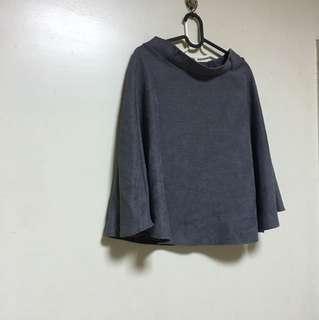 🚚 灰 圓裙