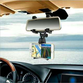 Car Mirror Holder