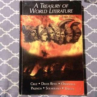 A Treasury of World Literature