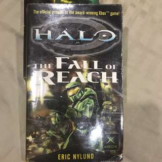 Halo The Fall Of Reach book