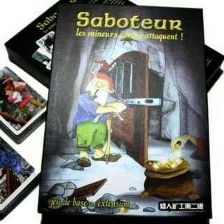 《桌遊人生》矮人礦工 第二版1+2 全套合集套裝(桌遊 益智遊戲 派對遊戲 聚會 玩具)
