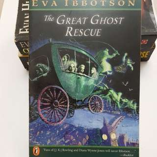 Th Great Ghost Rescue