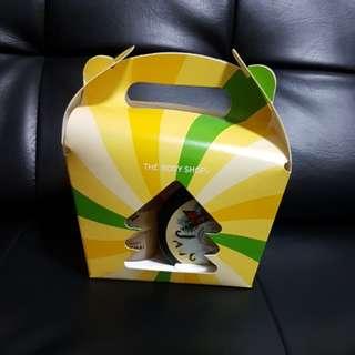 The Body Shop Vanilla Chai Treat Gift Box