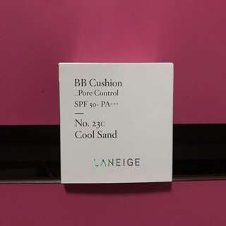Laneige BB Cushion Pore Control 23C