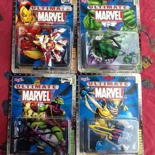 Marvel Air Force Collection (4 pcs)