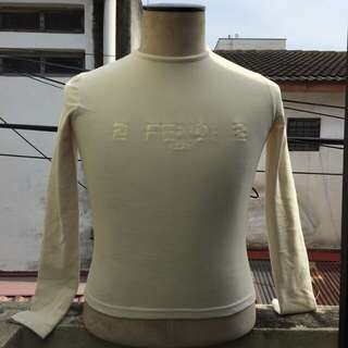 FENDI long sleeve shirt