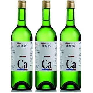 藤田鈣液劑 750ml 買二送一容易吸收的鈣液劑  「來電另有優惠」