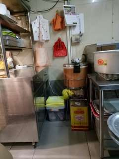 Foodstall to TAKE OVER