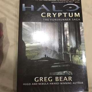 Halo Cryptum The Forerunner Saga