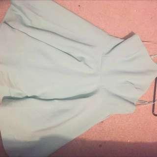 Showpo Size 12 Mint Dress