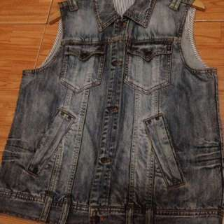 Rompi / vest jeans