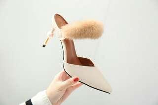 Chanel Shoes Apricot(h)