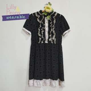 Axes Femme Frill Dress