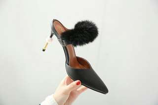 Chanel Shoes Black(h)