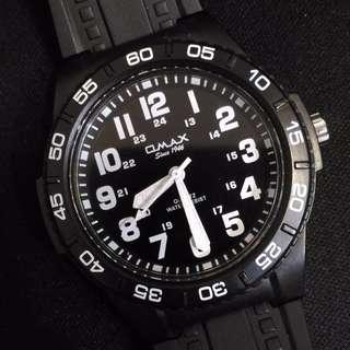 OMAX Watch 軍錶款手錶