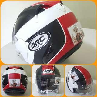 0701***AR1 Taira Matt Red Helmet For Sale 😁😁Thanks To All My Buyer Support 🐇🐇 Yamaha, Honda, Suzuki