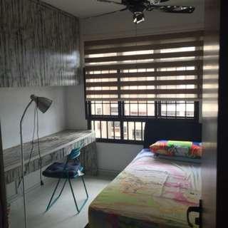 Modern room for long term stay
