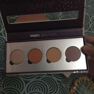 Brand new Colourpop eyeshadow