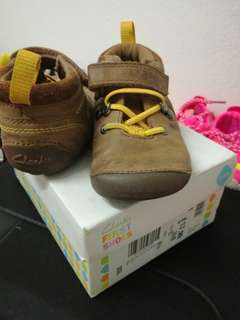 Baby Shoes Clarks