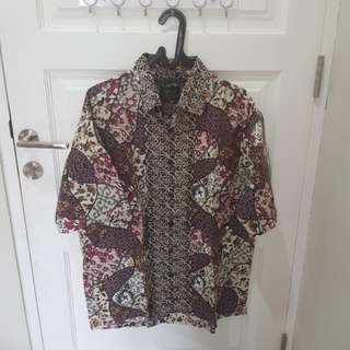 Men's Batik Darkman size XXL