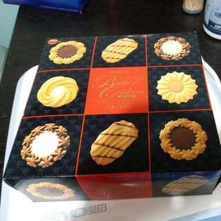 日本Cookie 餅乾
