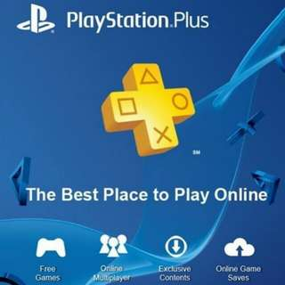 PlayStation Plus (PSN) Memberships [ALL REGIONS]