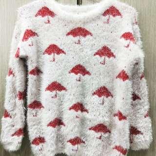 韓國毛毛衣#冬季衣櫃出清