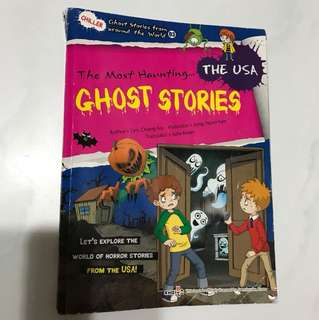 Ghost Stories From Around the World - The USA