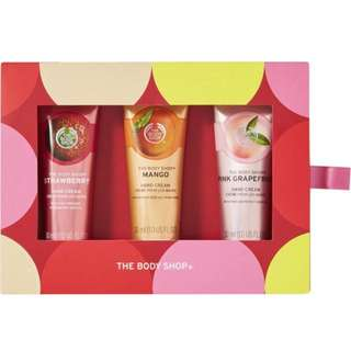 The Body Shop Hand Cream Set