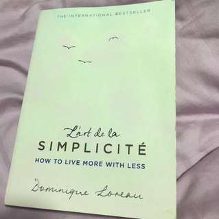 How to live more with less