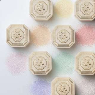 LIMITED EDITION Shiseido 7 colours powder Revival Centennial Edition