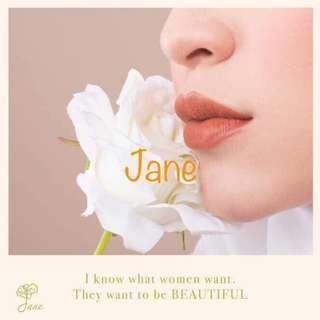 Jannah Soft Matte Lip Cream