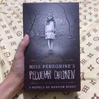 [BOXED SET] Miss Peregrine's Peculiar Children