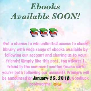 Free Unlimited Ebook Library Access