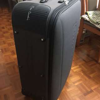 XL size Luggage Case , used once only