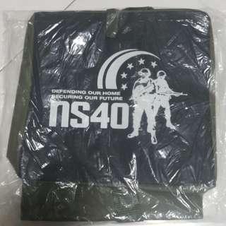 NS40 commemorative bag