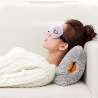 In Stock -Victoria's Secret Cooling Gel Sleeping Eye Mask Shade/Outdoor/Travel/Rest/Blindfold/Korean Design Fast Shipping and Good Quality. New