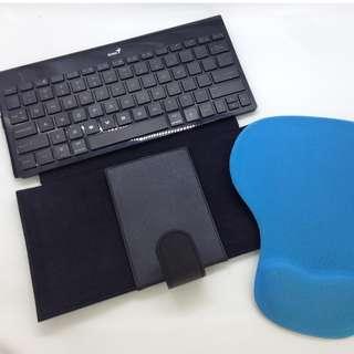 Genius LuxePad 9100 Bluetooth Keyboard