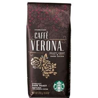 🚚 [全新]星巴克 佛羅娜綜合咖啡豆 250g #好想找到對的人