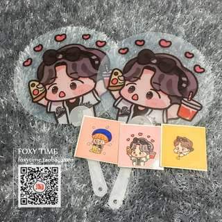 Baekhyun fan & sticker