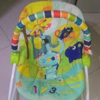 Start Bright Baby Bounce